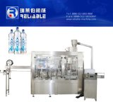 Máquina de embotellado pura automática llena del agua