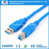 El mejor cable del explorador de impresora del USB 3.0 del precio de fábrica Am/Bm