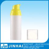 15ml 30ml 50ml PPのプラスチック空気のないびんの空気のなく装飾的な容器