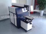 Maquinaria da soldadura de laser do CNC