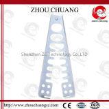Verrouillage de sources d'air d'acier inoxydable du cadenas 304 de sûreté