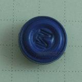 ジーンズの摩耗のための多彩な方法金属ボタンのリベット