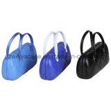 Unità di elaborazione Leather Handbag Eyeglass Caso di Metal Hard di modo per Children (MC 1255)