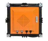 Cabina de aluminio de alquiler de interior de la visualización de LED del alquiler P2.5