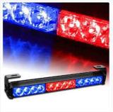 kit d'avvertimento Emergency della barra chiara dello stroboscopio del veicolo del Consigliere di traffico dell'indicatore luminoso d'avvertimento dell'automobile 3*4LED