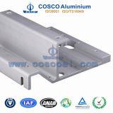 De Uitdrijving van het aluminium/van het Aluminium door Zilveren Anodizied met Verklaarde ISO9001