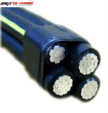 Cable de pares trenzados de cable XLPE aislado ABC