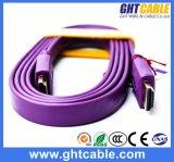 De Vlakke HDMI Kabel van uitstekende kwaliteit 1.4V
