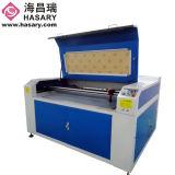 Máquina de grabado del corte del laser del CO2 del libro de recuerdos