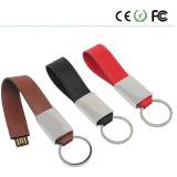 판매 2016년 (PU)에 최대 대중적인 가죽 USB 섬광 드라이브