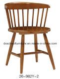 Cadeira caraterística do pavão da madeira contínua para a sala de jantar