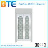 Buona decorazione del Ce ed ascensore per persone stabile senza stanza della macchina