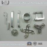 Hoge Precision CNC Aluminum Machining Part/CNC Machine Part/CNC Part voor Uav Aerospace Vervangstuk custom -Made