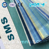 Material médico del abrigo del Non-Woven SMS/SMMS/Smmms