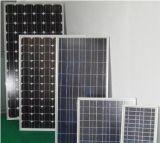 Solarbeleuchtung für 24W LED Lampe mit Li-Batterie