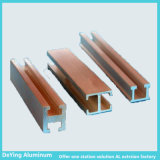 Aluminiumfabrik-Aluminiumprofil mit Unterschied-Strangpresßling-Formen