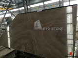 Caffè Brown Marble Slab di fantasia per Wall e Floor Tiles