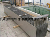 Cambista de calor da recuperação de calor Waste, cambista de calor inoxidável da placa 304 de aço