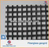 Grille de maille de fibre de verre de construction de routes