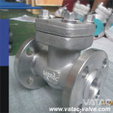 API 6D Industrial Flange ou bolacha Cast Iron ou Forged Stainless Steel Ball ou Swing Check Valve