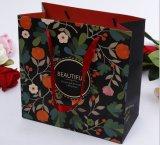 Sac à provisions de papier/sac de cadeau avec le ruban