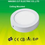 luz de painel redonda do diodo emissor de luz de 195mm com potência 15W e Ce