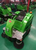 Máquina de alta qualidade Electric Sweeper Estrada Sweeper com carregador