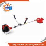 cortador de escova da gasolina 31cc com o eixo de funcionamento da curvatura