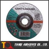 Le disque d'Arasive, a découpé des roues pour Inox 5 ' x1/8'x7/8
