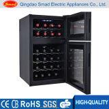 Никакой шум Автоматическ-Не размораживает холодильник вина полупроводника
