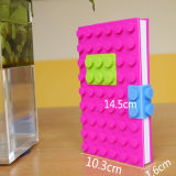 Vente en gros New Design Creative Custom Durable Silicone Notebook Cover