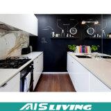 Muebles de las cabinas de cocina del hogar del estilo del restaurante (AIS-K096)