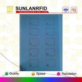 Marqueterie ISO14443A de Smart Card d'IDENTIFICATION RF des feuilles A4 de la disposition 2 x 5 de prix de gros