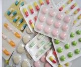 Neuer Typ kleine pharmazeutische Plastikblasen-Verpackungsmaschine (DPP-140A)
