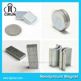 Изготовленный на заказ магниты неодимия редкой земли кольца блока диска дуги сильные