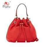 中国袋の製造業者の方法女性袋PUの革バケツ袋