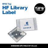 Bibliotheks-Aufkleber HF-13.56MHz für Sicherheits-Management