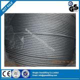 Vente chaude galvanisée autour du câble de /Wire de câble métallique de brin