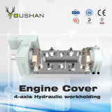 Приспособление чехла двигателя гидровлическое