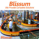 Compléter la chaîne de fabrication à l'orange de jus