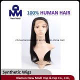 Parrucca sintetica artificiale diritta dei capelli