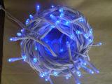 Lumière à chaînes de rideau en décoration d'éclairage LED