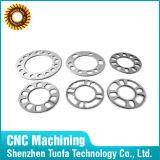 Juntas de torneado del CNC, piezas de aluminio