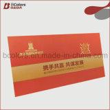 [بي-فولدد] ورقيّة طباعة دعمة بطاقة ترويجيّ بطاقات طباعة