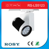온난한 백색 진열장과 내각 빛 옥수수 속 LED 궤도 빛
