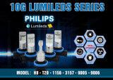 Indicatore luminoso dell'automobile di H8 Philips 30W LED