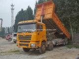 2014 caminhão de descarga usado de Shacman F3000 do caminhão de Tipper para a venda