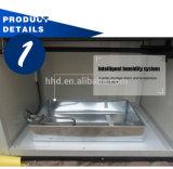Incubateur élevé complètement automatique d'oeufs de hachure Rtae de Hhd (YZITE-8)