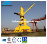 20t Heavy Cargo/Container Lifting와 Rail Mounted Port Crane