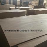 madera contrachapada de 1250mm*2500m m Okoume para los muebles E0 BB/CC